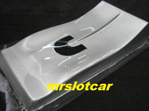 KOFORD-214-I Peugeot Wing Car Body Clear Lexan 1:24