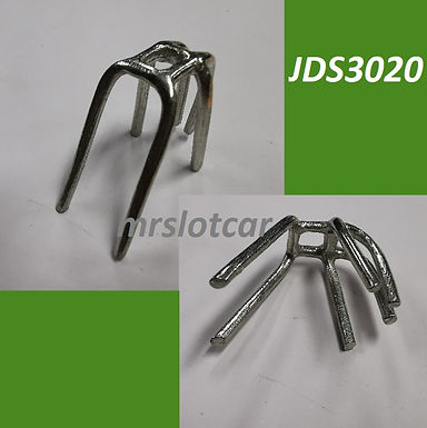 JDS-3020 Silver Roll cage