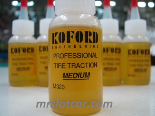 KOFORD-320 Med. Tyre Traction