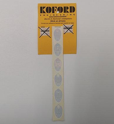 KOFORD-552 Drivers (Interiors)