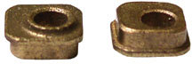 "PARMA 626 1/8"" Axle Square Oilites For Parma Flexi-2,-3,-4 And -5 Chassis (Pair)"