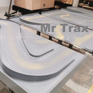 Mr Trax factory production
