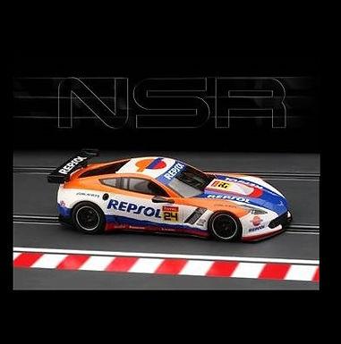 NSR Future Release 0130-AW Corvette C7R Repsol #24 King 21 Evo 3 Motor