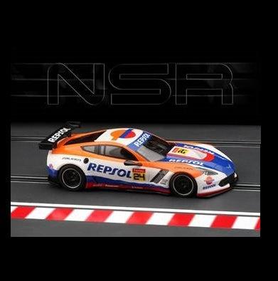 NSR Future Release 0130-SW Corvette C7R Repsol #24 King 21 Evo 3 Motor