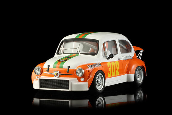 BRM/TTS-085 Fiat Abarth Jagermeister #302