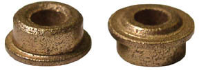 "PARMA 623A 1/8"" Axle X 1/4"" Outside Diameter Flanged Oilites W/Speed Ring (Pair)"
