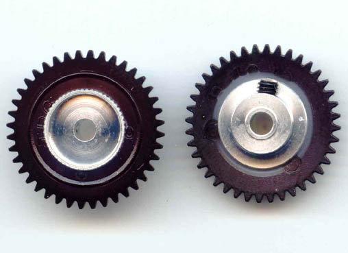 PLAFIT 8542F Spur Gear 40T x 3mm Axle