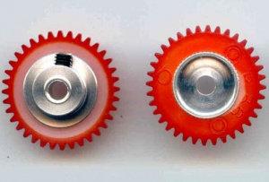 PLAFIT 8542D Spur Gear 36T x 3mm Axle