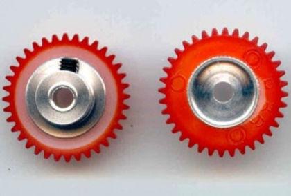 PLAFIT-8542D Spur Gear 36T x 3mm Axle