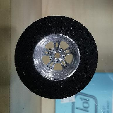 JDS-7035 3/32 x 1 3/16 x .500 Tri-Star Rear Drag Wheels