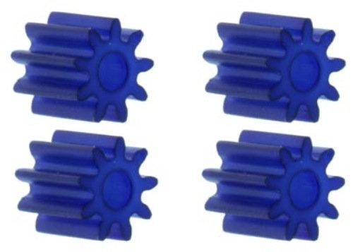 PLAFIT 8501B Plastic Pinions 9T (4/bag)