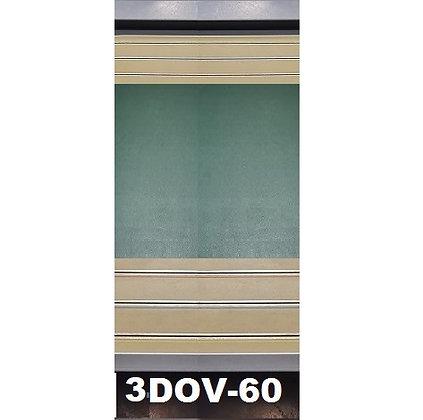 MR TRAX-3DOV-60 Modular 3 Lane 60cm extension - 0.6m x 1.5mt
