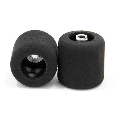 """JK-T3M3N (JK8710PP) Natural Rubber tyres 0.720""""D 0.470""""H 3/32"""" (Pr)"""