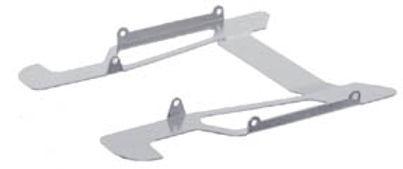 PARMA-601ALR 1/24 Flexi-3 Aluminium Hollow Top Pan, 4.0