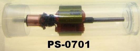 PRO SLOT 701-BD35 X12 BOX Stock .540 diam .350 long x 35' Drill Blank Arm