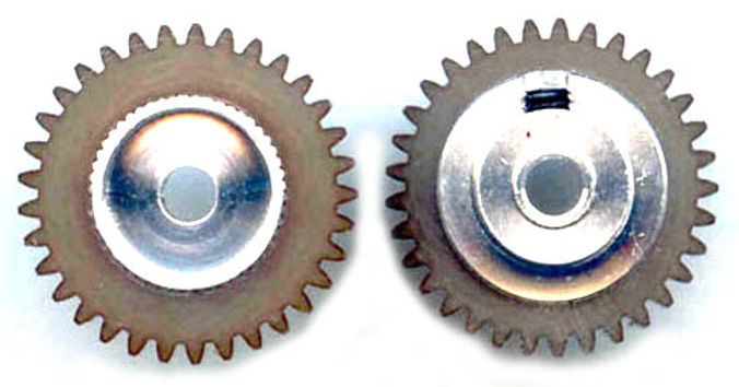 PLAFIT-8542BX Spur Gear 33T x 3mm Axle