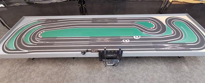 MR TRAX-CSET4450X Hybrid SET- Race up to 6 cars plus 2 ghost cars