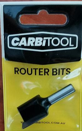 CARBITOOL-T218M 18mm 2 Flute Tungsten Carbide Router Bit