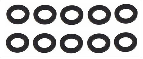 SLICK7-111 Spacers for 3/32 axle 12 pcs