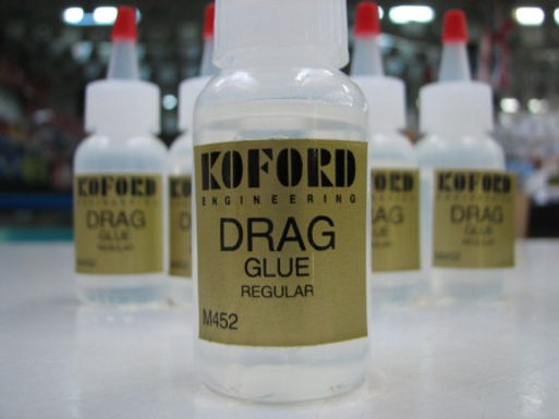 KOFORD-452 Drag Glue
