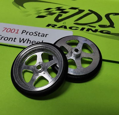 JDS-7001 Front Wheels Pro Star (3/4 dia.)
