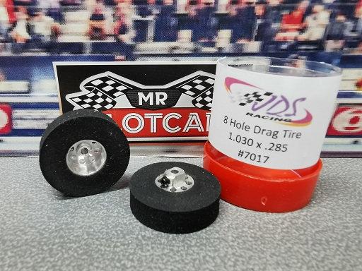 JDS 7017 Rear tyres 8 Hole (1.030 x .285)