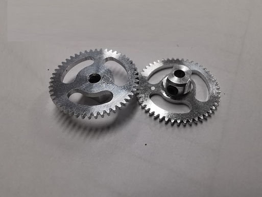 SONIC-131-48 64P Alum.Tri-Lite Gear 48