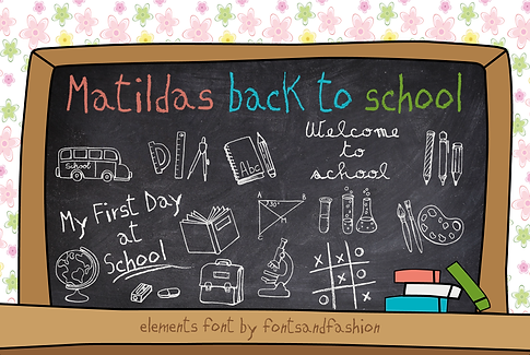 Matildas back to school_Tavola 1__Tavola