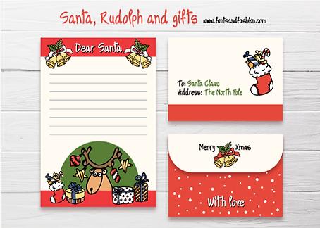 Santa-Rudolph-and-gifts.png