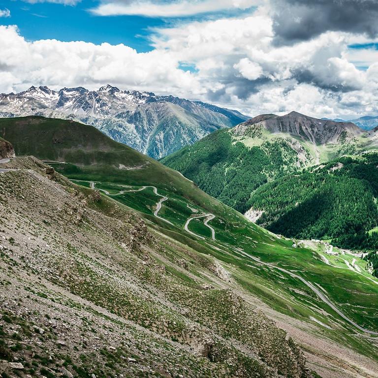 Grand Alps Schweiz - Frankreich - Italien