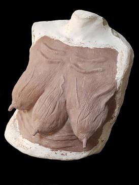 Three Breast Witch Sculpt