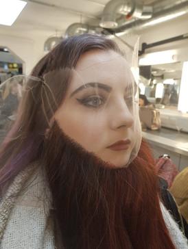 Full Lace Beard Trial