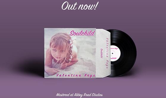Soulchild's Album Image - Valentina Key's when she was a child