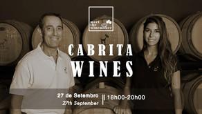 Meet the Winemaker #2 - Cabrita Wines