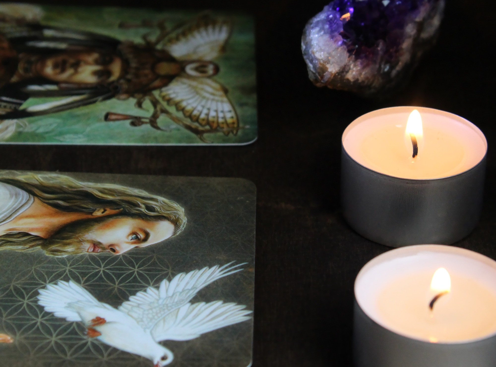 30 Minute - 10+ Card Reading