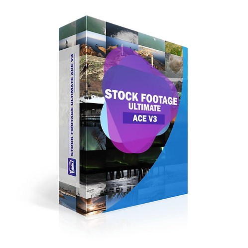 Stock Footage Ultimate Ace Volume 3