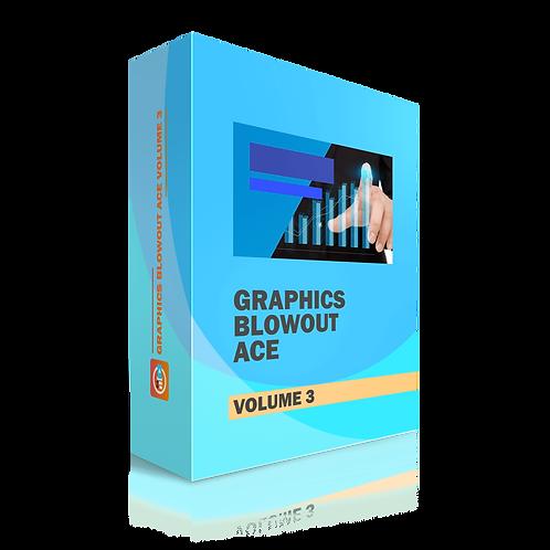 Graphics Blowout Ace Volume 3