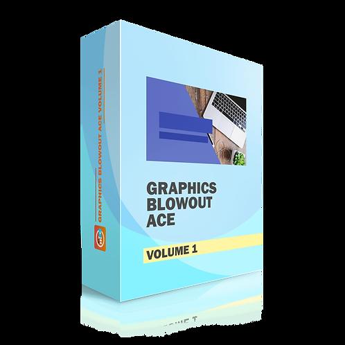 Graphics Blowout Ace Volume 1