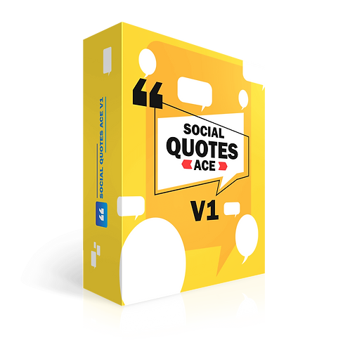 Social Quotes Ace Volume 1