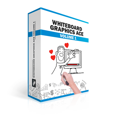 Whiteboard Graphics Ace Volume 1