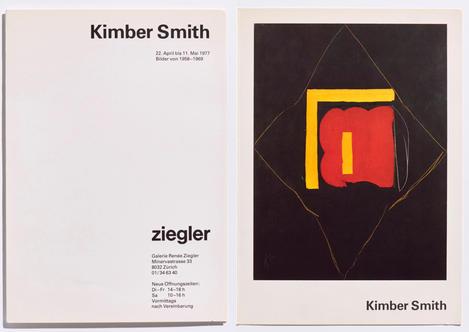 Kimber Smith - Bilder von 1958 - 1969