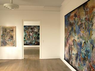 Theo Gerber: Bilder, Aquarelle, Zeichnungen