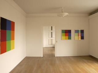 Richard Paul Lohse: Grafik Ausstellung zur Präsentation des Buches seiner Grafik