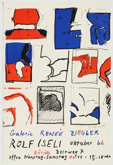 Rolf Iseli, Plakat Ziegler, 1966