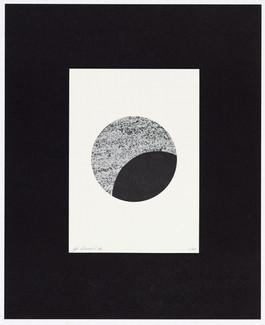 Gianfredo Camesi, Druck Ausstellung 1986, 1986