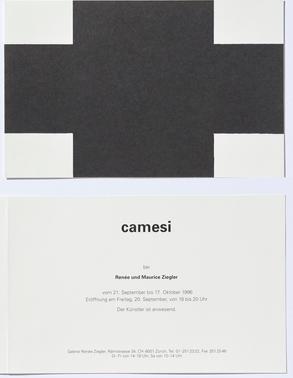 Gianfredo Camesi: Bilder und Grafik