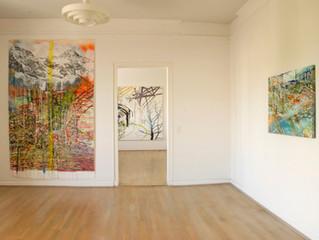 Melanie Gugelmann: Bilder und Arbeiten auf Papier 2003 bis 2009