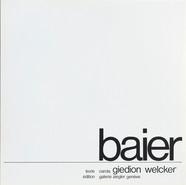 Jean Baier, Album: Titelseite, 1971