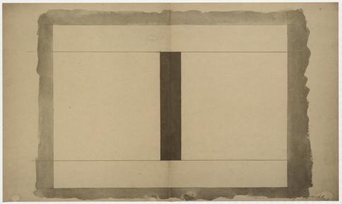 Mathieu Spescha, Siebdruck zur Ausstellung bei Ziegler, 1980