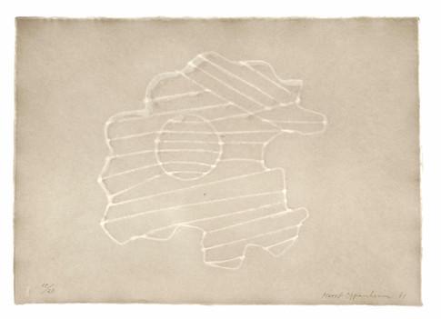 Meret Oppenheim 73501 Wolken 1970_71 10_
